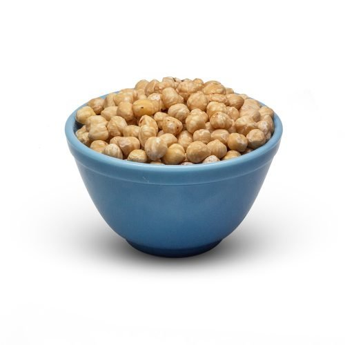 Hazelnuts Blanched In Bowl