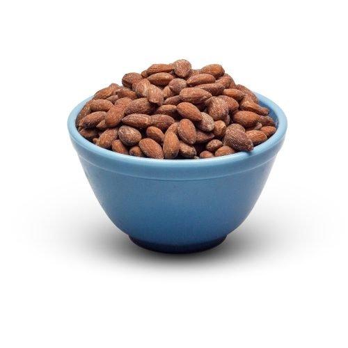 Smokehouse Almonds In Bowl