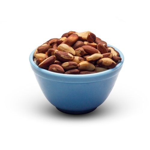 Brazil Nuts Whole In Bowl
