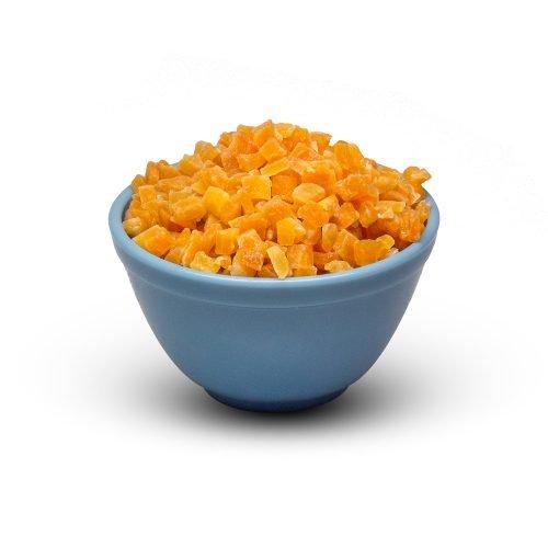 Diced Mango Low Sugar No So2 In Bowl