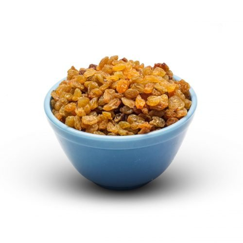 Golden Raisins Natural In Bowl Scaled