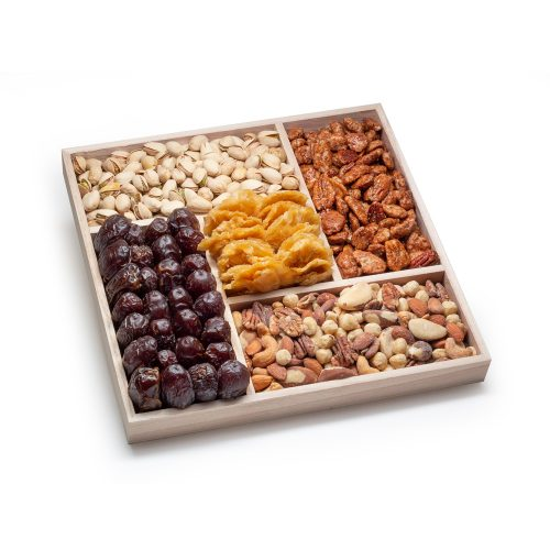 Gourmet Dried Fuit Nuts Gift Tray