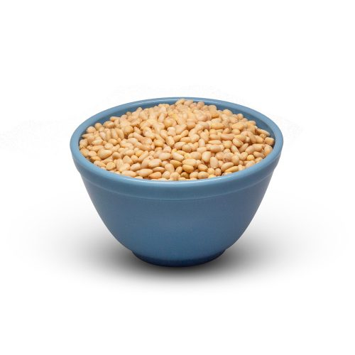 Large Pine Nuts In Bowl