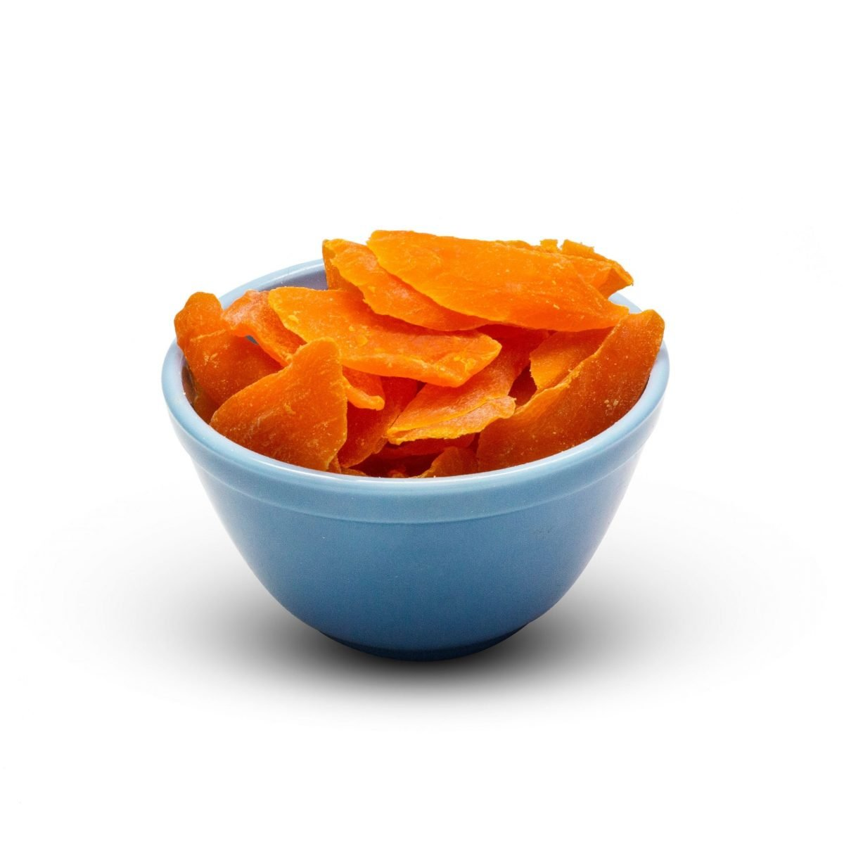 Mango Slices Sweetened With So2 In Bowl Scaled