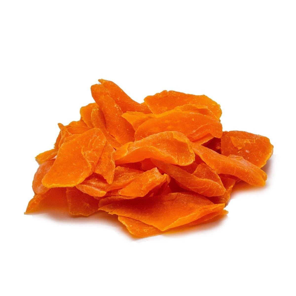 Mango Slices Sweetened With So2 Scaled