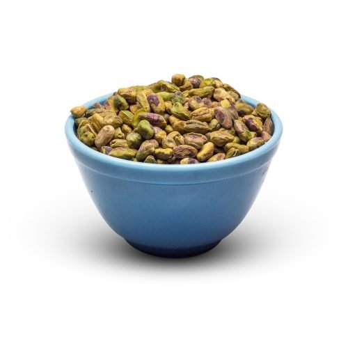 Raw Pistachios Whole No Shell In Bowl