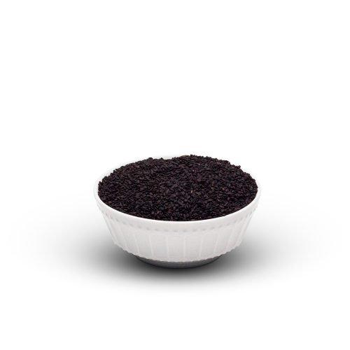 Sesame Seeds Black In Bowl