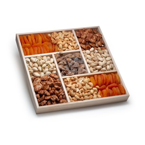 Wine And Dine Gift Tray